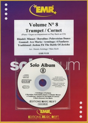 Solo Album Vol. 08 + Cd (5)