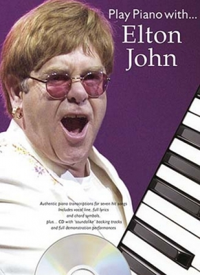 John Elton : John Elton Play Piano With Cd