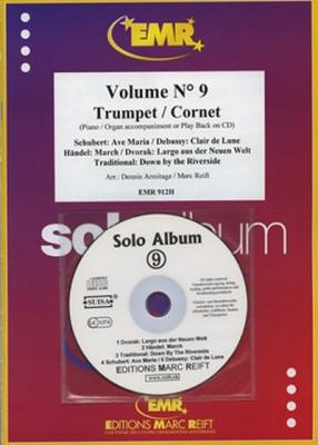 Solo Album Vol. 09 + Cd (5)