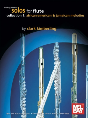 Kimberling Clark : Solos for Flute, Collection 1