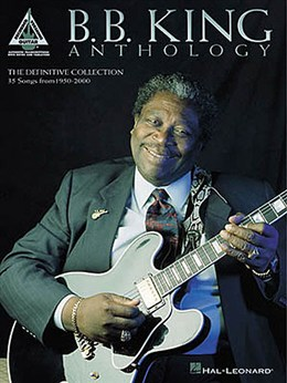 Anthology Guitar Recorded Versions