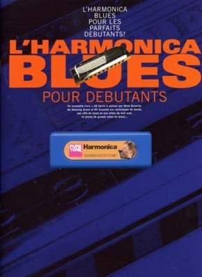 Kinsella Mick : Harmonica Pack Cd + Harmonica