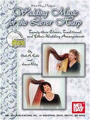 Kolle Beth A. : Wedding Music for the Lever Harp