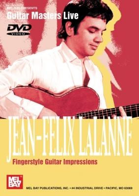 Lalanne Jean-Felix : Jean Felix Lalane/Fingerstyle Guitar Impressions