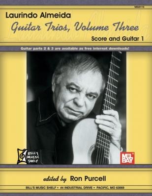 Laurindo Almeida: Guitar Trios, Vol.3