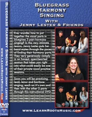 Bluegrass Harmony Singing