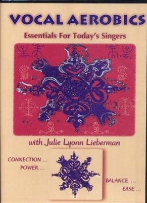 Lieberman Lyonn Julie : Dvd Vocal Aerobics Essentials For Today'S Singers