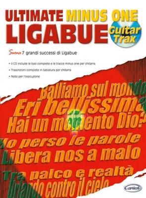 Ligabue : ULTIMATE MINUS 1 LIGABUE+CD