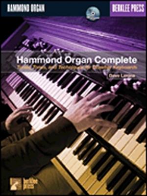 Limina Dave : Berklee Hammond Organ Complete Cd