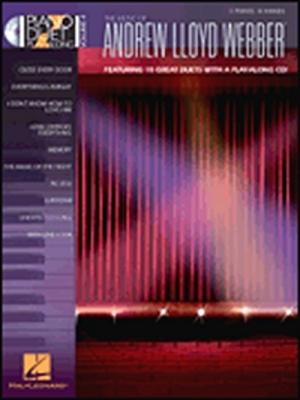 Piano Duet Play Along Vol.4 Music Of Andrew Lloyd Webber