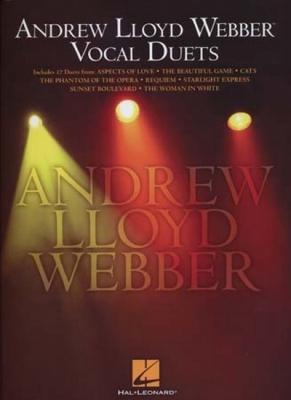 Webber Andrew Lloyd Vocal Duets 17 Titles