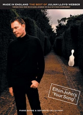 Lloyd Webber Julian : Lloyd Webber Julian Made In England Best Of Cello/Piano