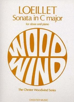 Loeillet Jean-Baptiste : Loeillet Sonata In C Oboe/Piano