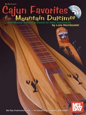 Lois Hornbostel : Cajun Favorites for Mountain Dulcimer