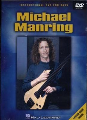 Dvd Manring Michael Instructional For Bass