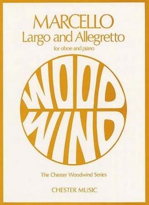 Largo And Allegretto Oboe/Piano