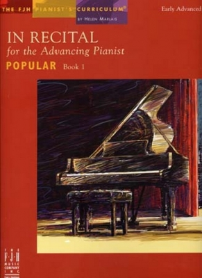 In Recital For The Advancing Pianist Popular Book.1