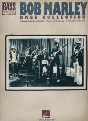 Marley Bob : Marley Bob Bass Collection Tab