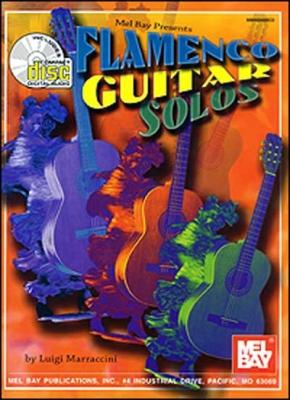 Marraccini Luigi : Flamenco Guitar Solos