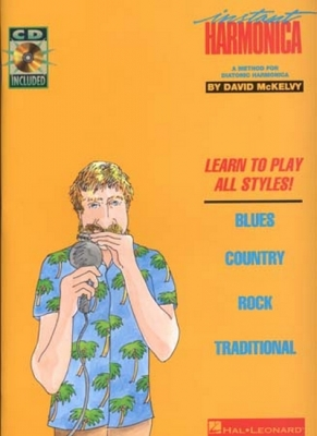 Instant Harmonica Blues Country Rock Trad