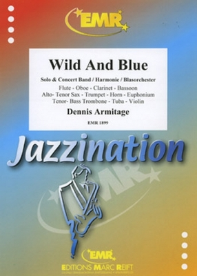 Armitage Dennis : Wild And Blue (Solo Oboe)