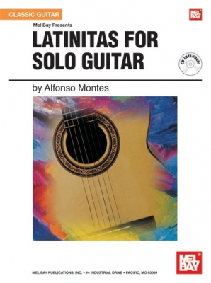 Montes Alfonso : Latinitas for Solo Guitar