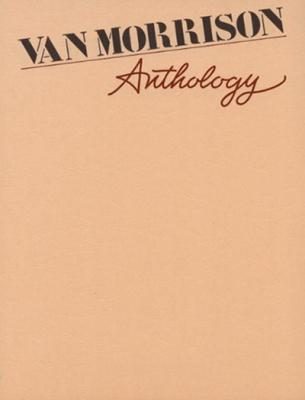 Morrison Van : ANTHOLOGY MORRISON VAN