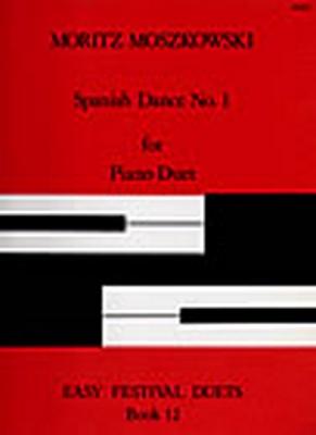 Moszkowski Moritz : Spanish Dance, Op. 21, #1