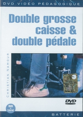 Namour Christian : Double grosse caisse and double pédale