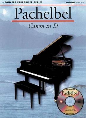 Pachelbel Canon In D Piano Cd