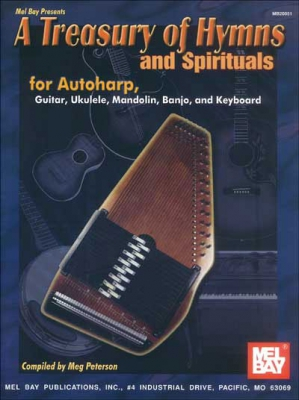 Peterson Meg : A Treasury of Hymns and Spirituals
