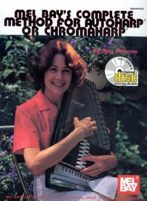 Peterson Meg : Complete Method for Autoharp or Chromaharp