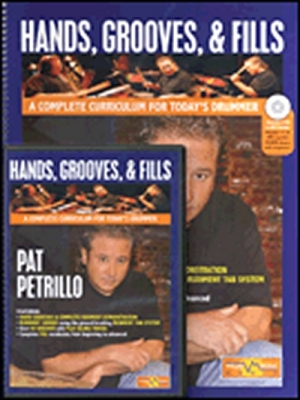 Hands Grooves And FillsBook - Dvd Drums