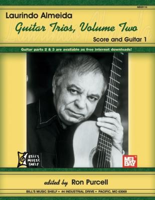 Laurindo Almeida Guitar Trios, Vol.2