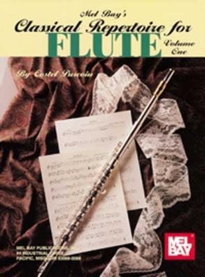 Puscoiu Costel : Classical Repertoire for Flute Volume One