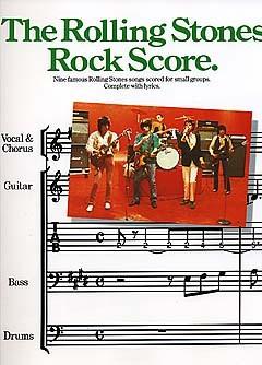Rock Score Vol.1