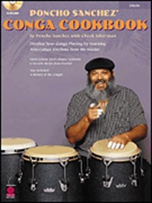 Sanchez Poncho : Conga Cookbook Ponchon Sanchez Cd