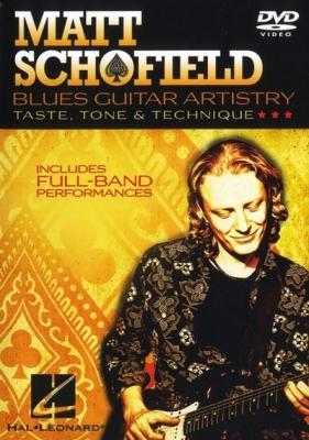 Matt Schofield : Blues Guitar Mastery
