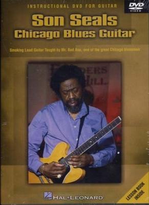 Dvd Chicago Blues Guitar Son Seals