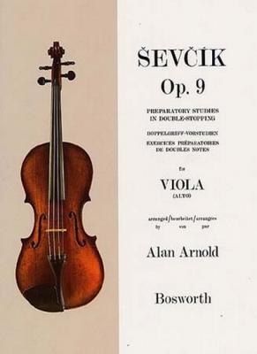 Viola Op. 9 Exercices Preparatoires