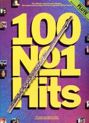 100 No1 Hits Flûte