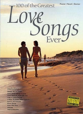 100 Of The Greatest Love Songs Ever Pvg