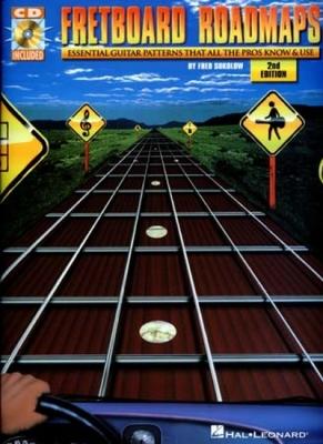 Fretboard Roadmaps Essential Guitar Patterns