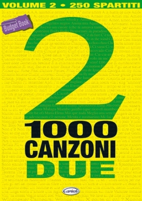 1000 CANZONI VOLUME 2