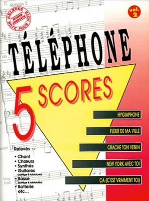 Téléphone : 5 SCORES TELEPHONE V.2