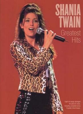 Twain Shania : Twain Shania Greatest Hits Pvg