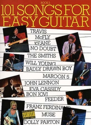 101 Songs For Easy Guitar Vol.5 Guitar