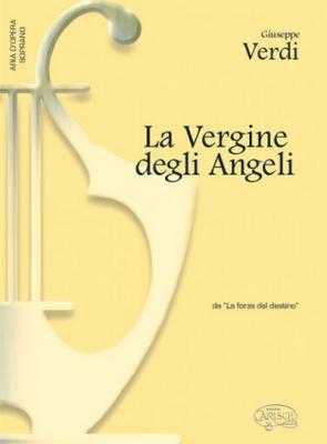 Verdi Giuseppe : VERGINE DEGLI ANGELI SOPRANO