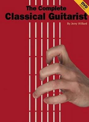 Complete Classical Guitarist Jerry Willard Dvd