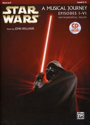 Williams John : Star Wars Musical Journey Episodes I - Vi Horn In F Cd